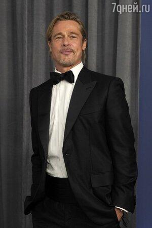 Новый имидж: Питт произвел фурор на «Оскаре» после слухов о тяжелой болезни