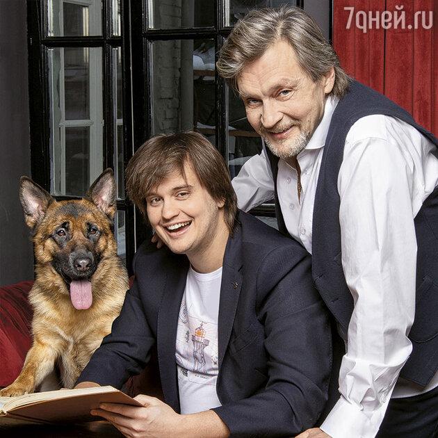 Александр Домогаров впервые рассказал о разводе