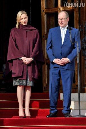 Скандал: князя Альбера заподозрили в измене его супруге Шарлен