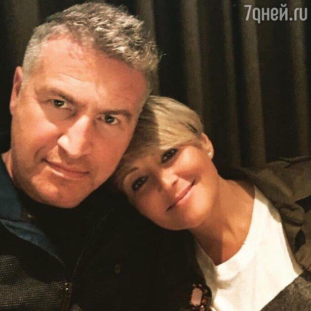 «Были в состоянии развода»: Агутин откровенно об обстановке в семье