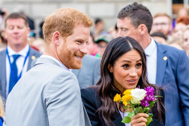 Меган Маркл и принц Гарри получили неожиданное приглашение