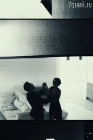 Потасовка Сергея Лазарева с девушкой попала на видео