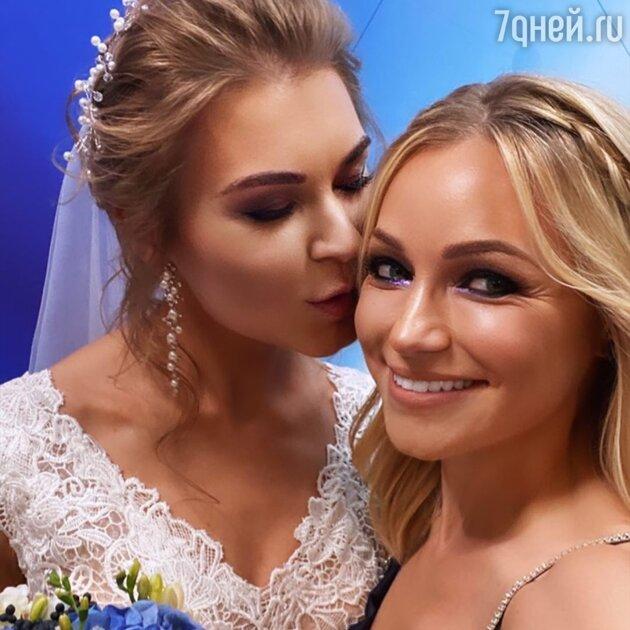 Важный день: Инна Маликова выдала дочь замуж