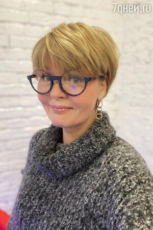 Юлия Меньшова изменила себе после ухода с Первого канала