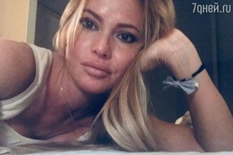 Дана Борисова использует дочь ради заработка
