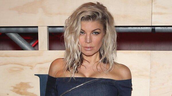 Певица Ферджи заявила, что ушла от мужа