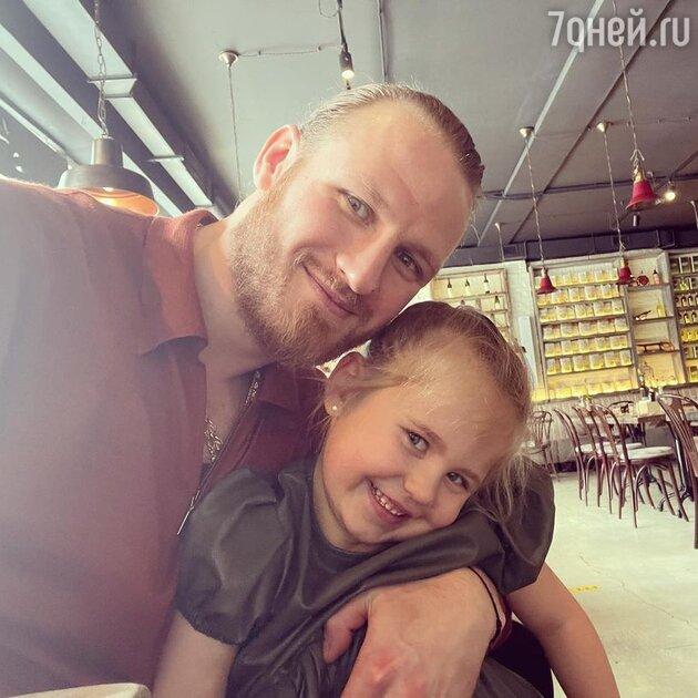 Иван Телегин встретился с дочерью Пелагеи впервые за долгое время