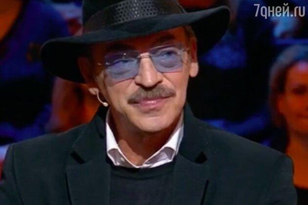Михаил Боярский прокомментировал свое состояние после экстренной госпитализации