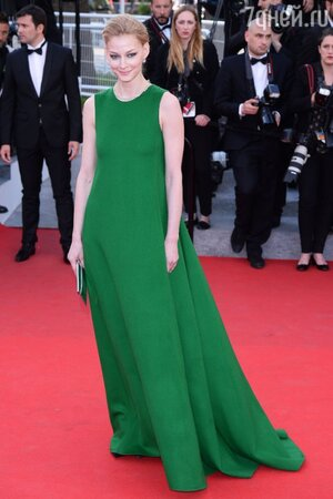 Светлана Ходченкова в платье от Christian Dior
