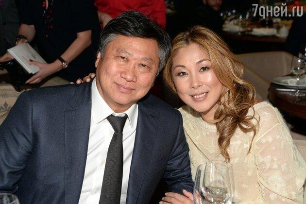 «От внебрачной дочери моего мужа»: Анита Цой впервые о корейском внуке Кобзона