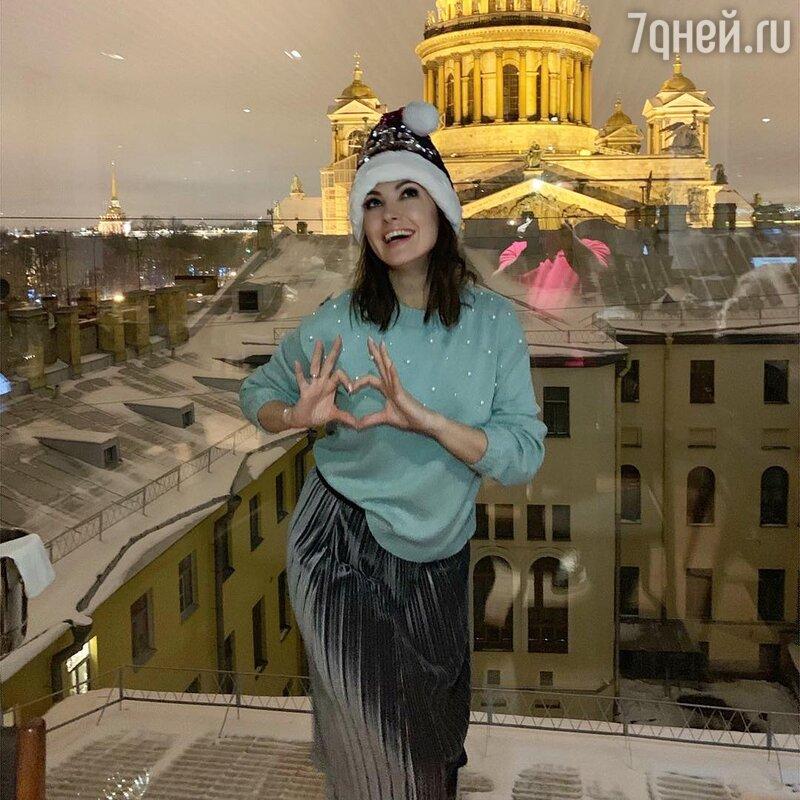 Анастасия Макеева во 2-ой раз вышла замуж