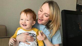 ВИДЕО: Сын Галины Боб отказался от грудного молока