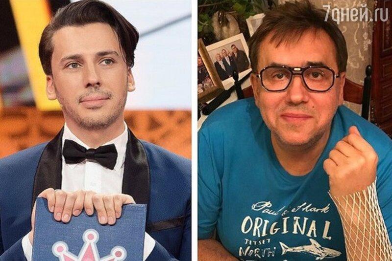 Садальский разъяснил небольшие рейтинги шоу Максима Галкина на«Первом канале»