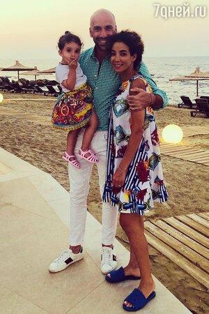 «Больше не вместе»: Папунаишвили подтвердил расставание с женой-итальянкой