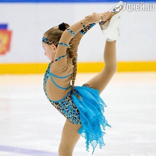 «Мы не топаем ножками, не кричим»: дочь Навки засудили на соревнованиях