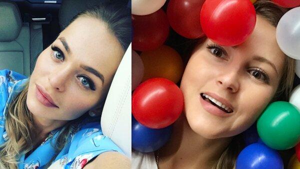 Дочь Анны Хилькевич отпраздновала день рождения сына Анны Михайловской