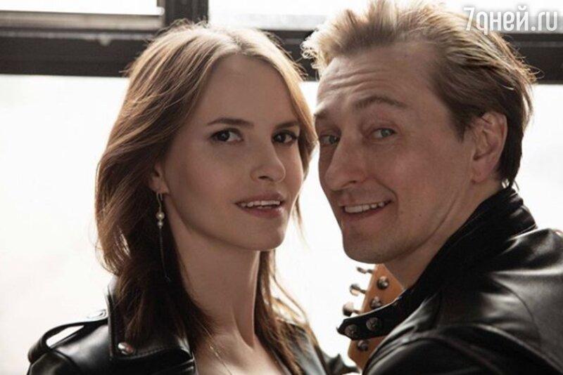 Сергей Безруков и Анна Матисон вновь ждут пополнения в семье