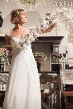 Идеальная невеста: избранница Виторгана надела свадебное платье