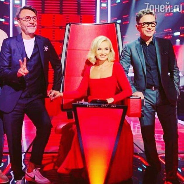 Стали известны имена четырёх наставников шоу «Голос»