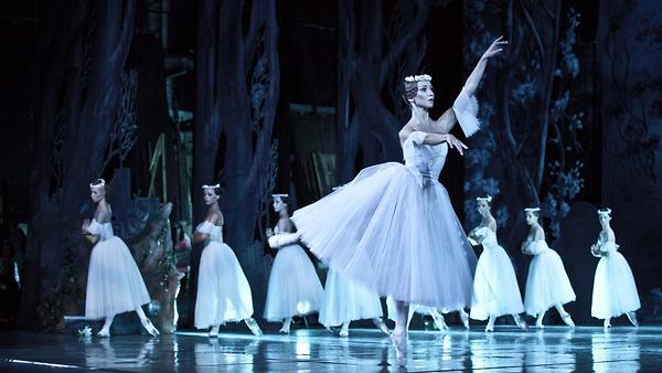 На сцене РАМТа продолжаются «Летние балетные сезоны».