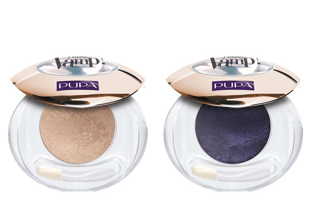 Тени для век Vamp! Wet & Dry Eyeshadow от Pupa