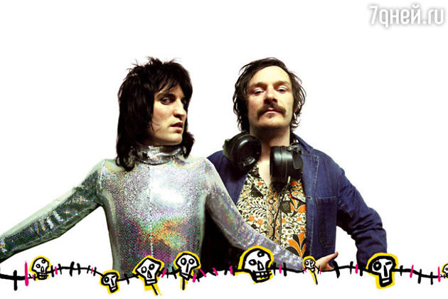 Шоу «The Mighty Boosh»