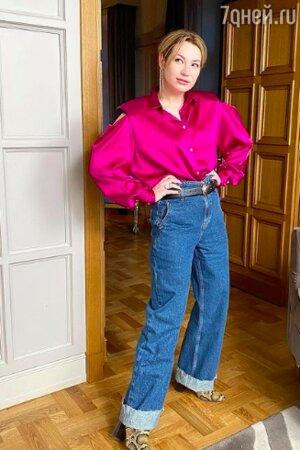 Ида Галич после развода с мужем рассказала, как сбросила 25 кг