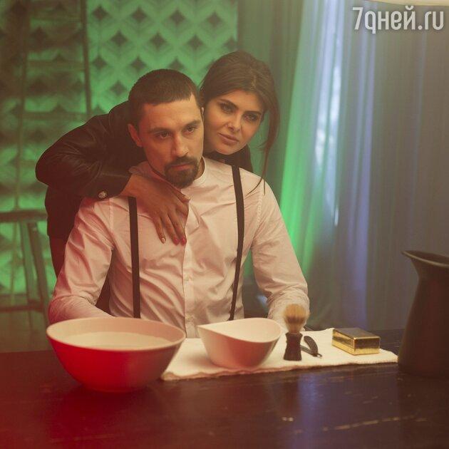 """Съемки клипа Димы Билана """"Лабиринты"""""""