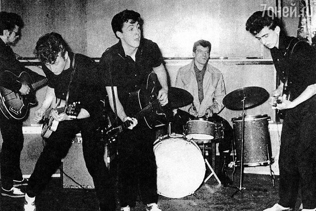 The Beatles в 1960 году
