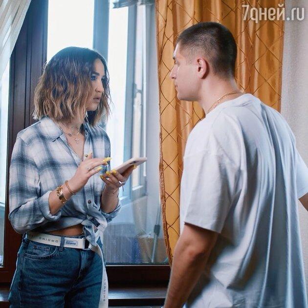 Скандал! Ольгу Бузову обвинили в измене жениху с женатым мужчиной