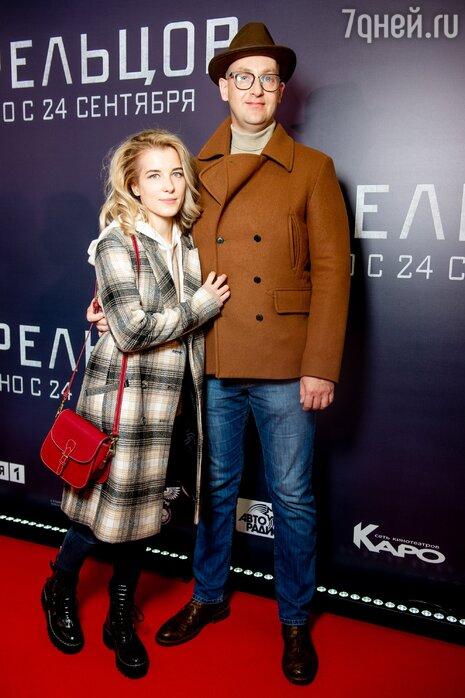 Отношения Стаси Милославской и Александра Петрова перешли на новый уровень