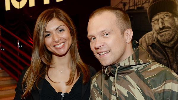 45-летний DJ Грув объявил о рождении сына