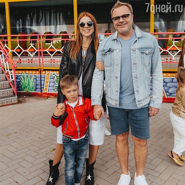 Наталья Подольская засветила свой округлившийся живот