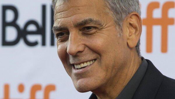 Джордж Клуни устроил мальчишник как в былые времена