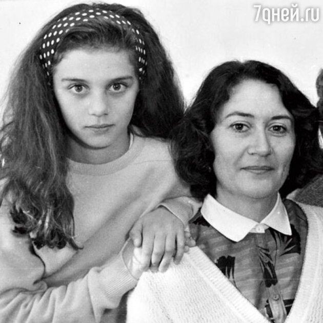 Вопиющий поступок матери шокировал Анну Седокову