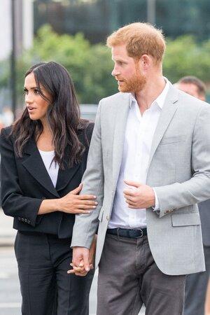 Принц Гарри наказал своего друга из-за Меган Маркл