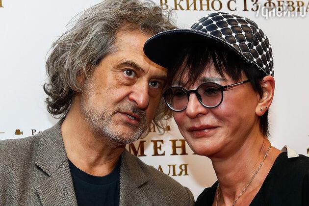 Ирина Хакамада и Владимир Сиротинский — фото