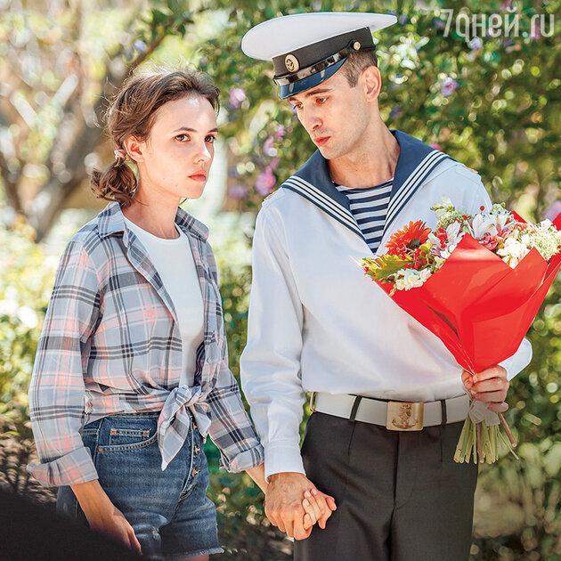 Стася Милославская попала в любовный квадрат