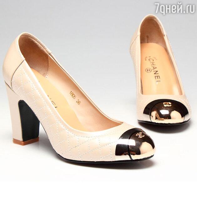 Туфли от Шанель