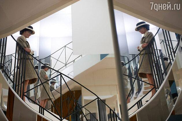 Кадр из фильма Карла Лагерфельда «Возвращение»