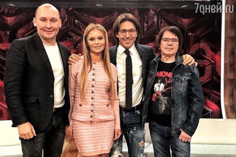 Андрей Малахов взял Дану Борисову насодержание