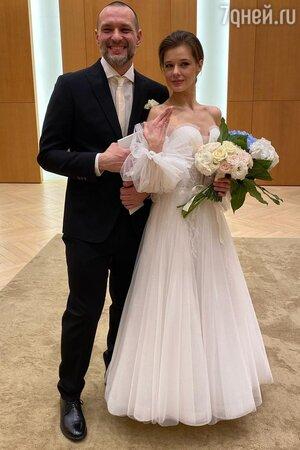 «У вас получится!» Появились первые фото со свадьбы Катерины Шпицы