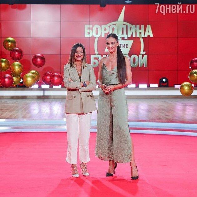 Выяснились причины закрытия шоу «Бородина против Бузовой»