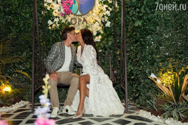 Юрий и Инна Жирковы устроили погром на свадьбе