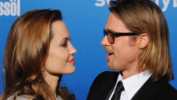 Слухи о воссоединении Джоли и Питта получили новое подтверждение