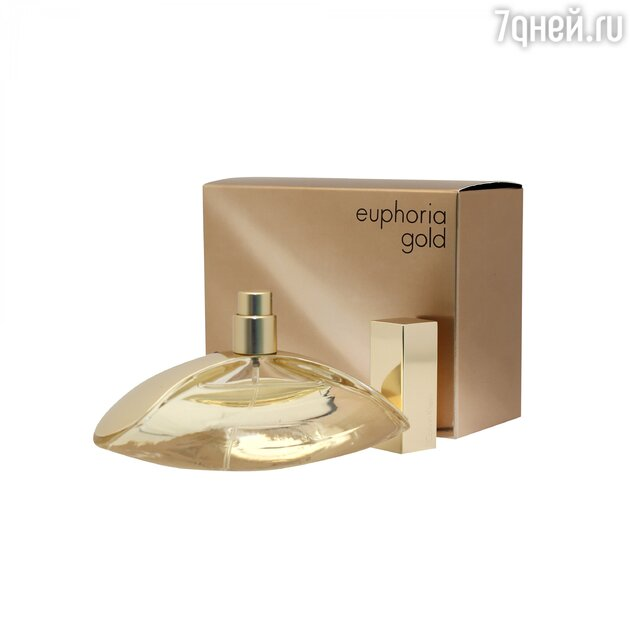 Euphoria Gold Limited Edition, Calvin Klein