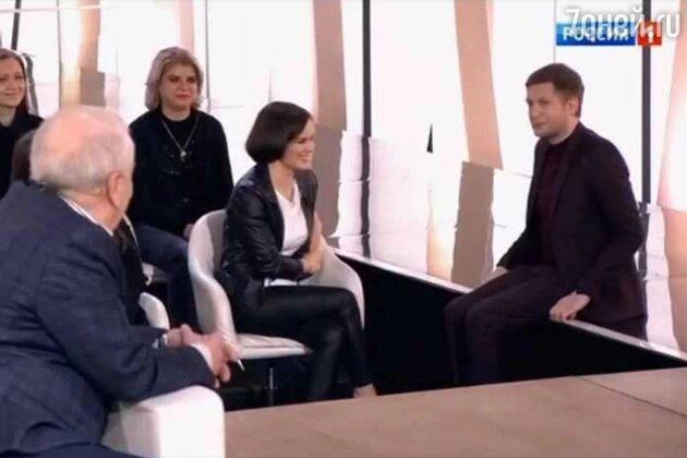 Корчевников приударил за 36-летней дочерью Геннадия Сайфулина