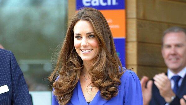 Беременная герцогиня Кэтрин уже готовится к родам