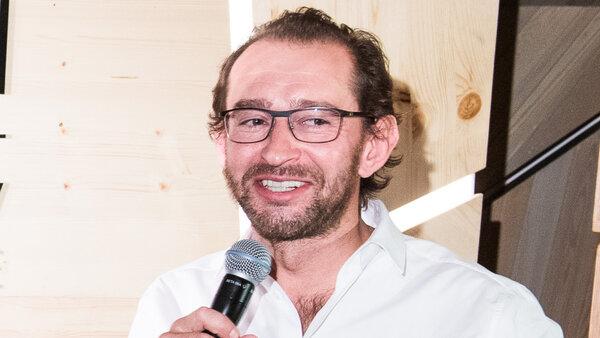 Константин Хабенский представил свой фильм на закрытой вечеринке