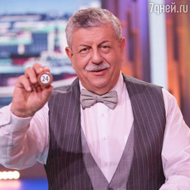 Ведущий «Русского лото» госпитализирован в Москве